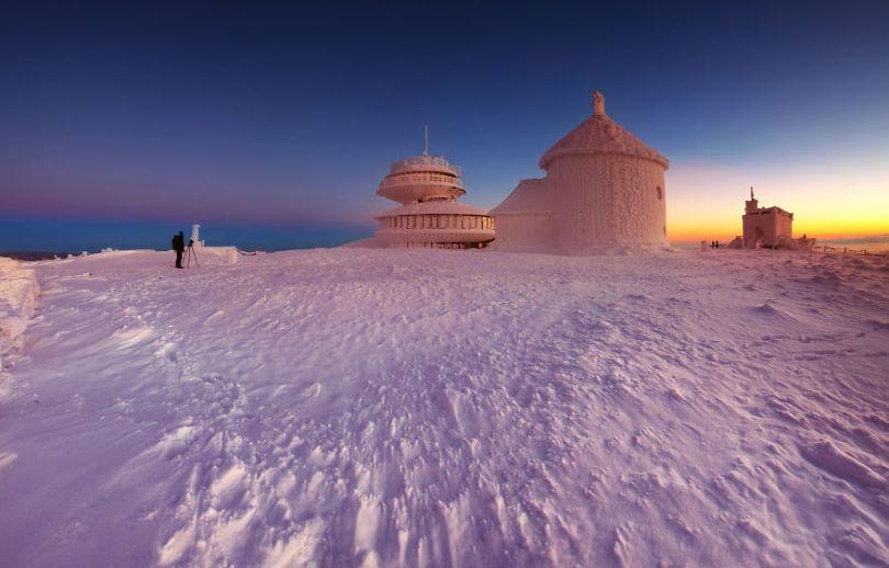 5a2e3843e1571 Sniezka 27 12 2014 3 5a1596c6a4b49  880 - Inverno no Leste Europeu: Fotógrafo captura a deslumbrante beleza da Polônia