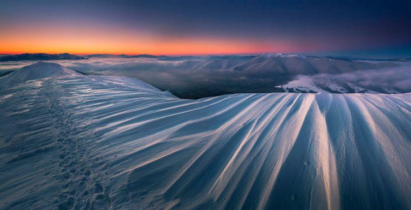 5a2e384432d60 BezNazwy Panorama2aTIFF 5a159669eb62d  880 - Inverno no Leste Europeu: Fotógrafo captura a deslumbrante beleza da Polônia