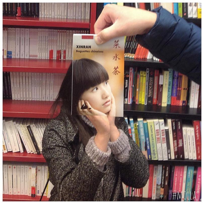 librairie mollat 28156539 228602447708736 1575850709520220160 n - Funcionários entediados de livraria se divertem com capa de livros