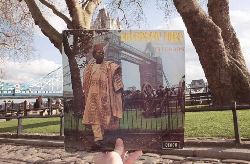 5accb8853dc04 Photographer does tour in London by registering the location of the iconic reggae vinyl album covers 5ac72bf4a475c  880 - Fotógrafo passa 10 anos rastreando os locais originais das capas de vinil