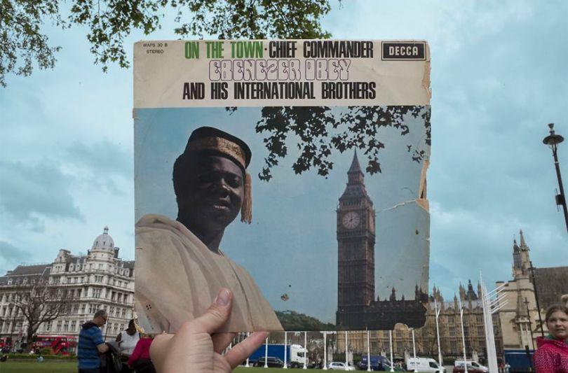 5accb8869822c Photographer does tour in London by registering the location of the iconic reggae vinyl album covers 5ac72b96735bf  880 - Fotógrafo passa 10 anos rastreando os locais originais das capas de vinil