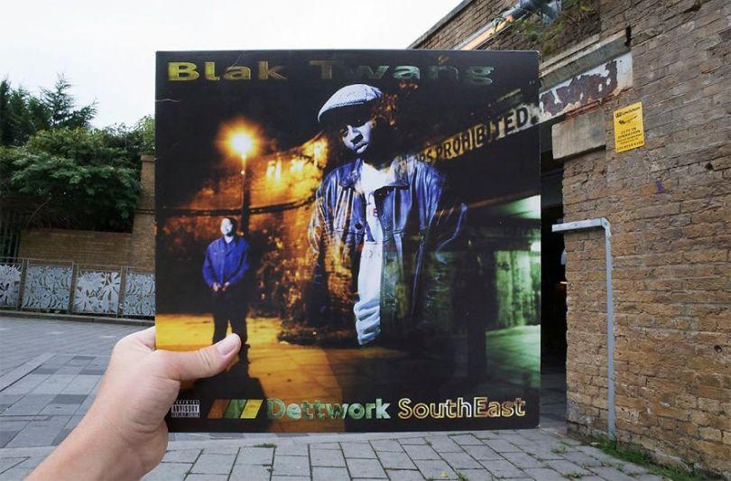 5accb88827517 Photographer does tour in London by registering the location of the iconic reggae vinyl album covers 5ac72b98999e5  880 - Fotógrafo passa 10 anos rastreando os locais originais das capas de vinil