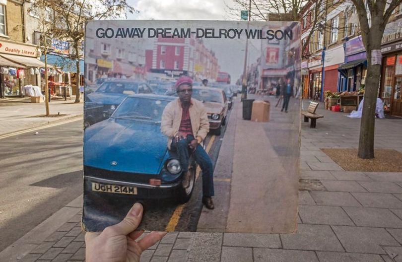 5accb88926e3d Photographer does tour in London by registering the location of the iconic reggae vinyl album covers 5ac72bd2620b3  880 - Fotógrafo passa 10 anos rastreando os locais originais das capas de vinil