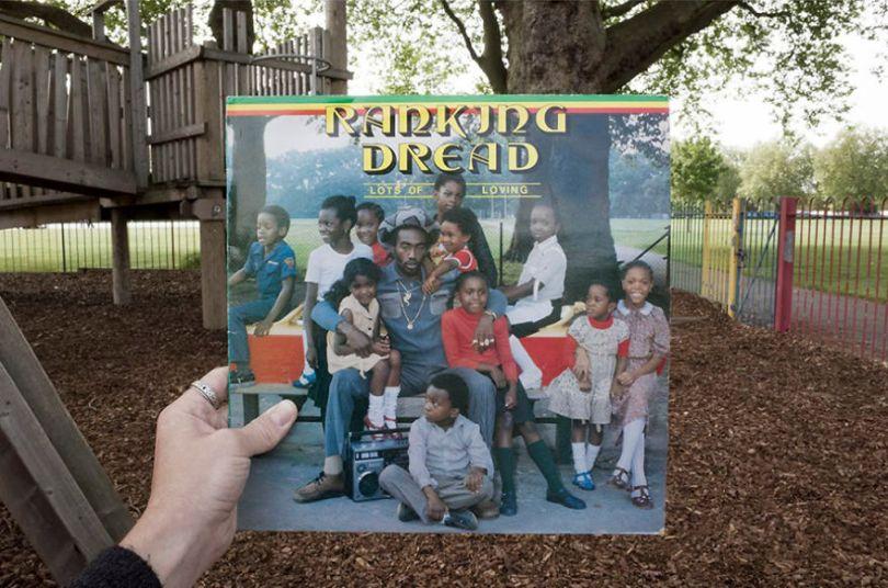 5accb88ad8128 Photographer does tour in London by registering the location of the iconic reggae vinyl album covers 5ac72c08e6050  880 - Fotógrafo passa 10 anos rastreando os locais originais das capas de vinil
