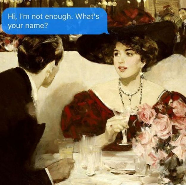 5ad9cf5f69cdc-classical-art-dark-humor-april-eileen-henry-texts-from-your-existentialist92-5ad6f254dc7ff__700 The Darkest Instagram Account Will Satisfy Your Inner Pessimist Random