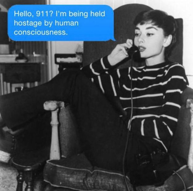 5ad9cf60aeb16-classical-art-dark-humor-april-eileen-henry-texts-from-your-existentialist99-5ad6f26205d9e__700 The Darkest Instagram Account Will Satisfy Your Inner Pessimist Random