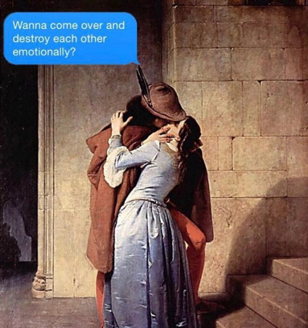 5ad9cf6187ba9-classical-art-dark-humor-april-eileen-henry-texts-from-your-existentialist-5ad6f777c67e6__700 The Darkest Instagram Account Will Satisfy Your Inner Pessimist Random