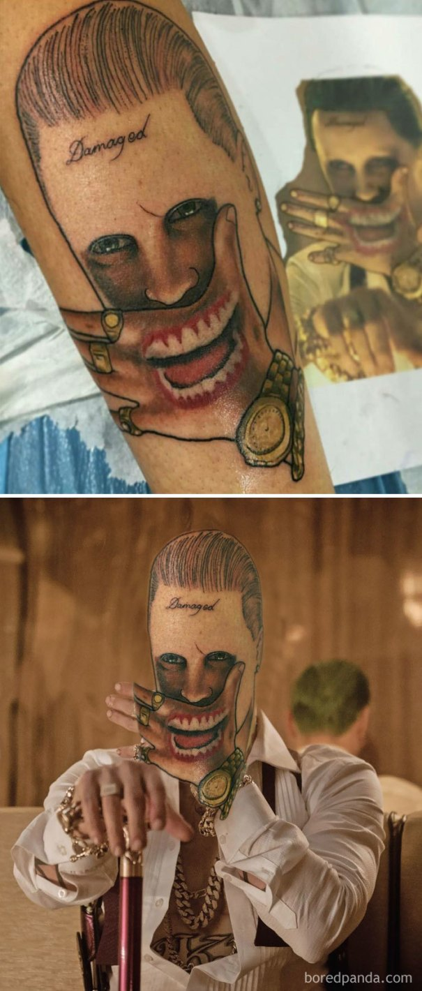5b35de5979c81-funny-tattoo-fails-face-swaps-10-5b29fb9d14510__700 We Face Swapped 20+ Tattoos To Show How Bad They Really Are, And Angelina Jolie Is Not As Sexy As We Remember Random