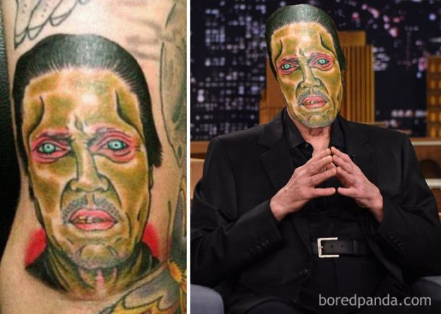 5b35de5b01b3b-Funny-Tattoo-Fails-Face-Swaps1-5b324788bb949__700 We Face Swapped 20+ Tattoos To Show How Bad They Really Are, And Angelina Jolie Is Not As Sexy As We Remember Random