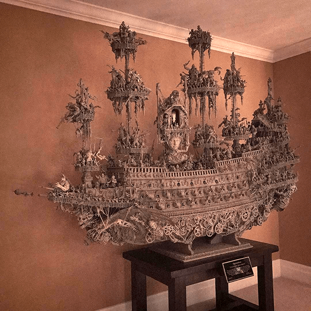 Jason Stieva и его готические шедевры (26 фото)