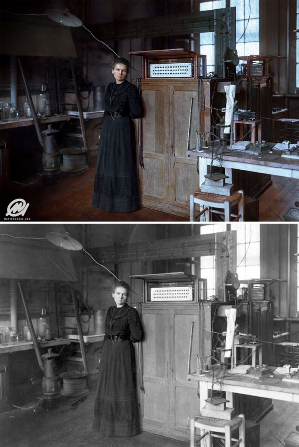 5b6d3b66e6a74-colorized-historic-photos-marina-amaral-24-5b6ace781cab1__700 This Artist Colorizes Old Black & White Photos, And They Will Change The Way People Imagine History Photography Random