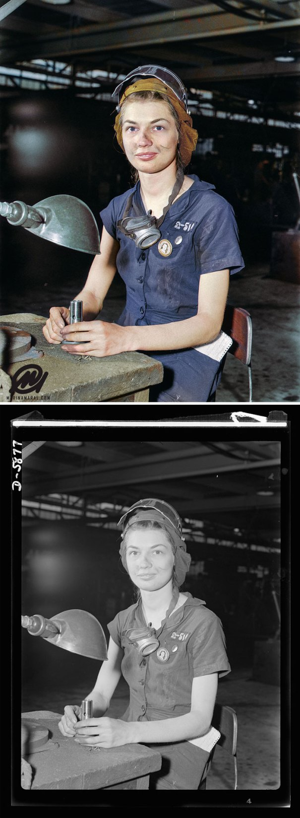 5b6d3b68d6a40-colorized-historic-photos-marina-amaral-26-5b6acea6ba5de__700 This Artist Colorizes Old Black & White Photos, And They Will Change The Way People Imagine History Photography Random
