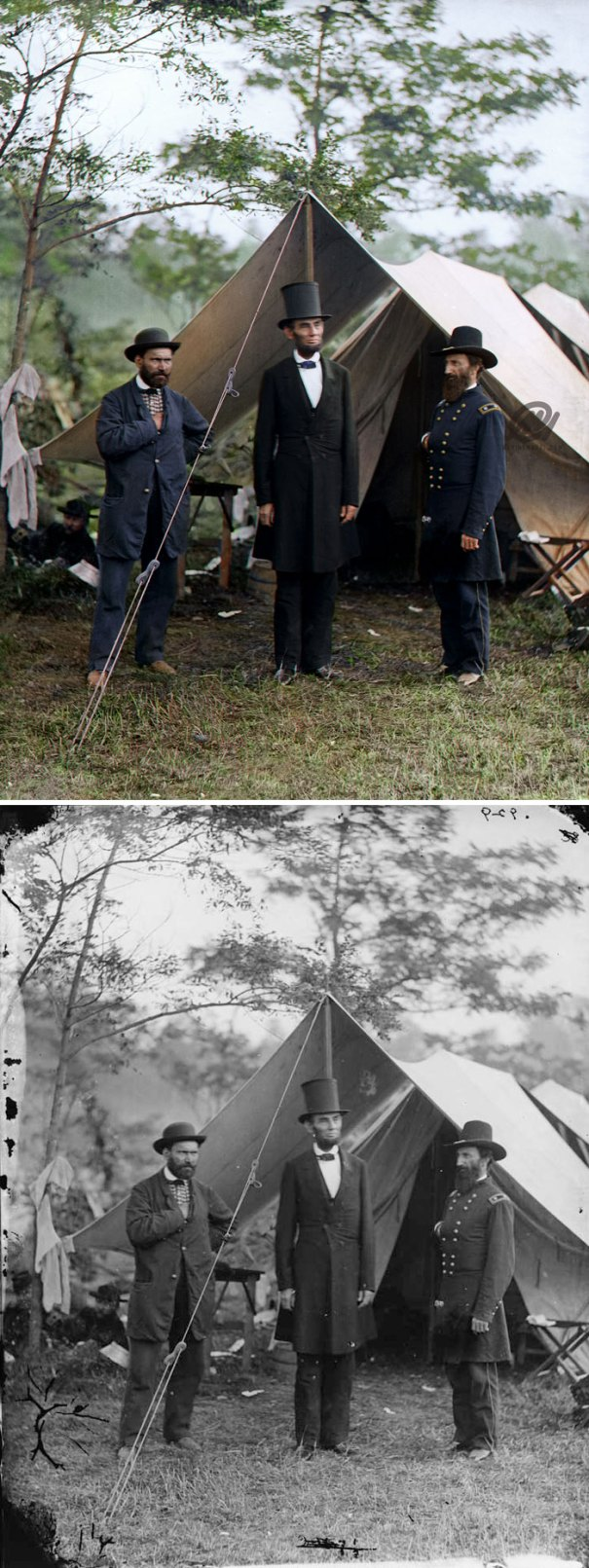 5b6d3b722f54b-colorized-historic-photos-marina-amaral-27-5b6acebc3427d__700 This Artist Colorizes Old Black & White Photos, And They Will Change The Way People Imagine History Photography Random