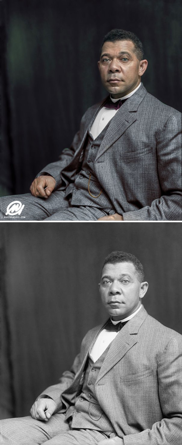5b6d3b72e8aa4-colorized-historic-photos-marina-amaral-19-5b6b02c2bcdf9__700 This Artist Colorizes Old Black & White Photos, And They Will Change The Way People Imagine History Photography Random