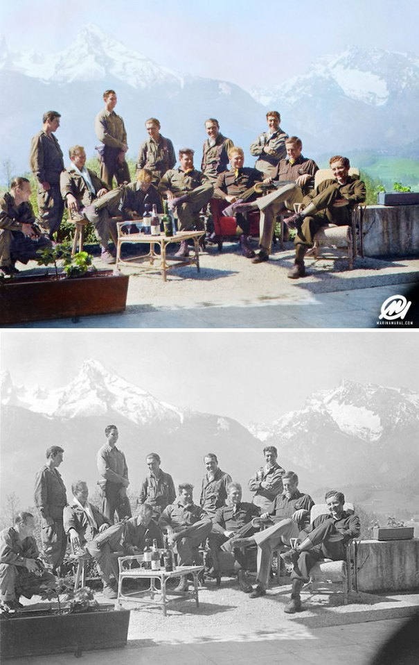 5b6d3b732bb53-colorized-historic-photos-marina-amaral-113-5b6c318f01536__700 This Artist Colorizes Old Black & White Photos, And They Will Change The Way People Imagine History Photography Random