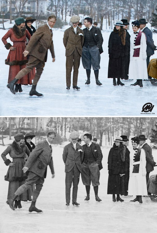 5b6d3b735c367-colorized-historic-photos-marina-amaral-10-5b6afcec9bbf4__700 This Artist Colorizes Old Black & White Photos, And They Will Change The Way People Imagine History Photography Random