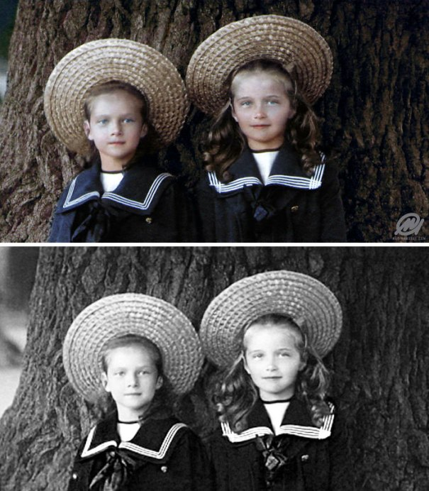 5b6d3b84748f4-colorized-historic-photos-marina-amaral-116-5b6c3d44ca41b__700 This Artist Colorizes Old Black & White Photos, And They Will Change The Way People Imagine History Photography Random