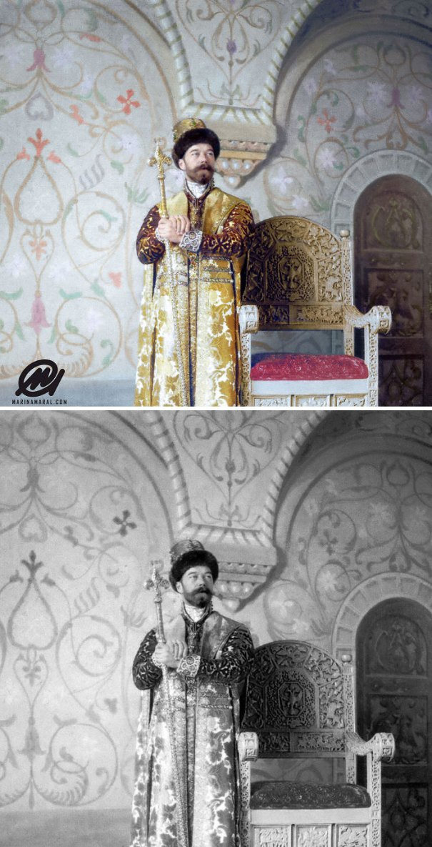 5b6d3b8be1aad-colorized-historic-photos-marina-amaral-70-5b6be2190c876__700 This Artist Colorizes Old Black & White Photos, And They Will Change The Way People Imagine History Photography Random
