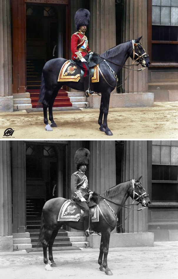 5b6d3b8c95fc7-colorized-historic-photos-marina-amaral-7-5b6adb8232822__700 This Artist Colorizes Old Black & White Photos, And They Will Change The Way People Imagine History Photography Random