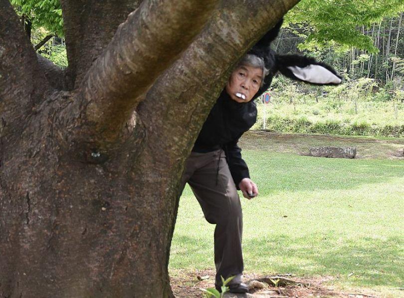 5b72c176ba104 Japanese great grandmother at age 90 continues conquering social networks with her incredible joy of living 5b6ccc76cbd4b  880 - Senhora divertida de 90 anos tem mais de 200 mil seguidores no Instagram
