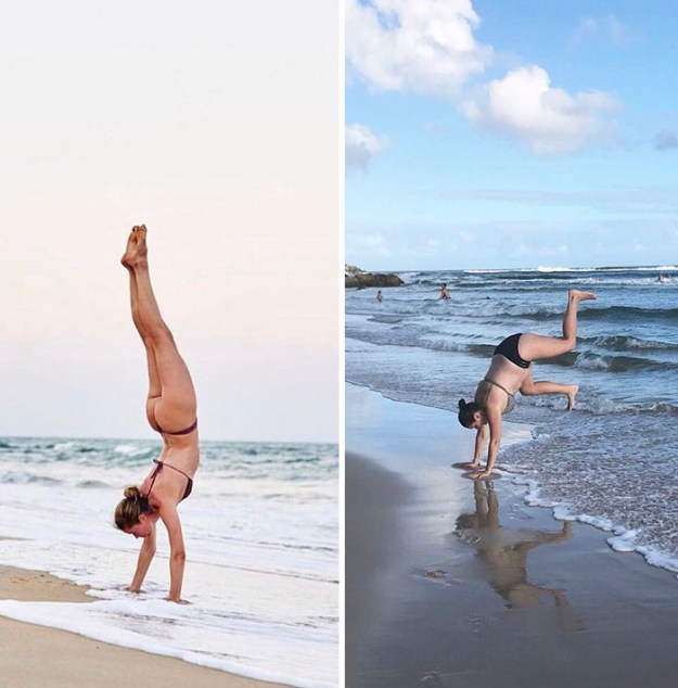 5b86505d58e3b-Woman-continues-to-amuse-people-by-imitating-celebribidades-and-we-do-not-tire-of-seeing-5b83c4982c6d7__700 Woman Continues To Recreate Celebrity Instagram Pics, And The Result Is Better Than The Original (New Pics) Random