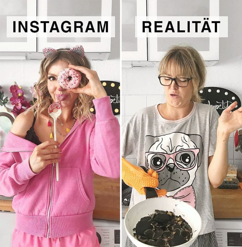 5b976d9b99b4d German shows the reality of perfect instagram photos and the result is a lot of fun 5b8e33f021332  880 - Instagram: Expectativa x Realidade # Parte 2