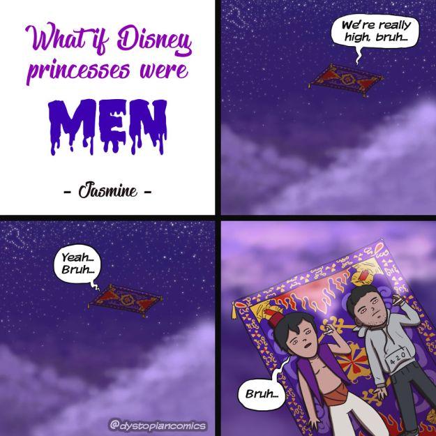 5bb32b2ea3168-dumb-ideas-made-into-comics-by-dystopiancomics-5babc6e501095__880 This Artist Turned 40 Of His Darkest Ideas Into Comics (NSFW) Random