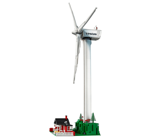 lego-vestas-wind-turbine-9 Lego Announces $200 Fully Functional Wind Turbine And Now Your Lego City Can Be Eco-Friendly Random