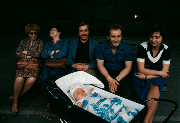 poland-in-early-80s-bruno-barbey-10 In The 1980's, This Photographer Traveled 40,000 Km Around Poland To Photograph Its Daily Life Photography Random