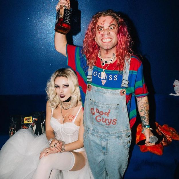 5be0554e465f1-bellathorne_2_11_2018_11_58_23_935-5bdc1fcfbf337__700 30+ Celebrities Who Completely Nailed This Year's Halloween Random