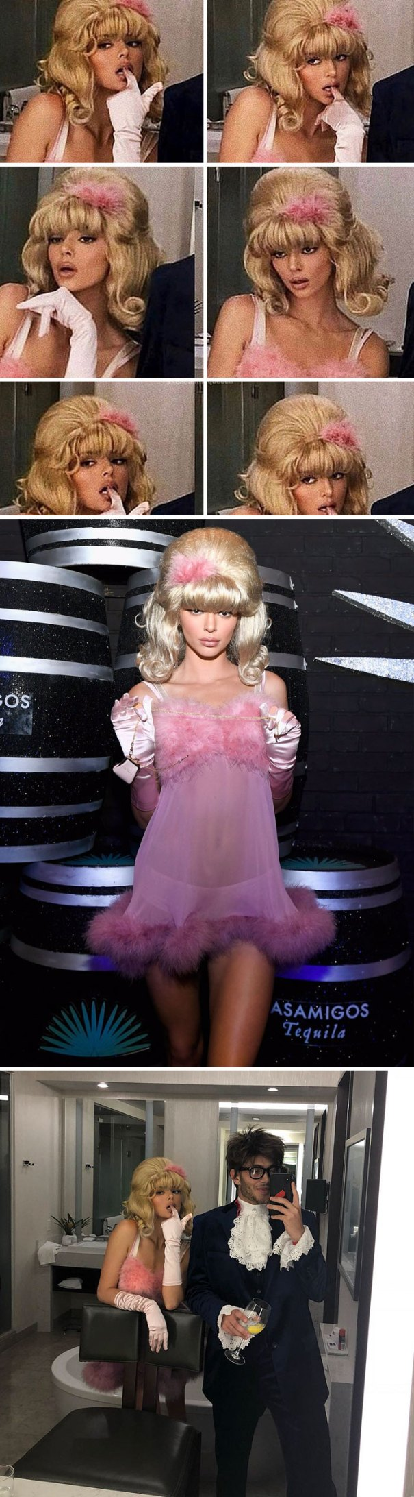 5be0554e75e87-best-celebrity-halloween-costumes-2018-19-5bdc11e11af1f__700 30+ Celebrities Who Completely Nailed This Year's Halloween Random