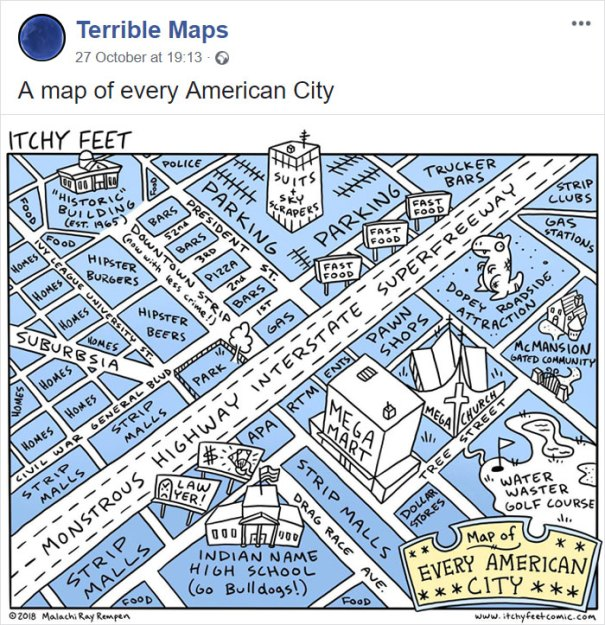 5be1afc3c3e71-3-5be04c1d02c1c__700 25+ 'Terrible Maps' That Will Give You Nothing But A Laugh Random