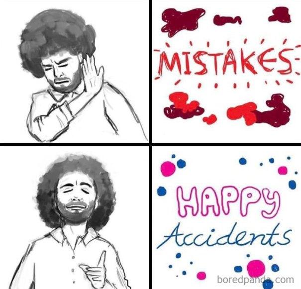 5be3fb4419089-funny-bob-ross-memes-22-5be2abdb540de__700 25+ Bob Ross Memes That Show He Truly Was The Best Art Random