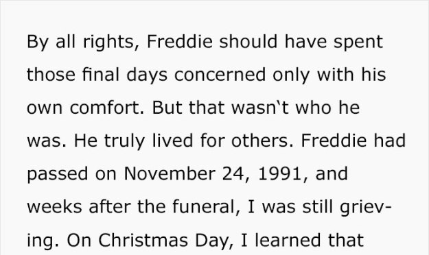 5be5567b6431f-elton-john-christmas-gift-freddie-mercury-love-is-the-cure-6-5be2f297bb222__700 Elton John Shares A Story About The Last Days Of Freddie Mercury And Proves How Selfless He Was Random