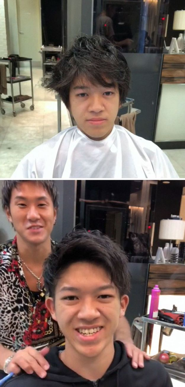5bfd557442f3a-man-hairstyle-transformations-shou-otsuki-japan-43-5bfbb5042b485__700 This Japanese Barber Shows What A Big Difference A Great Haircut Can Make Random