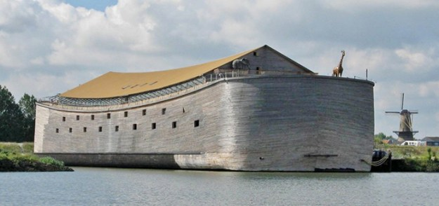 5c014d518b8aa-replica-noahs-ark-israel-johan-huibers-2-5bfe8d490638e__700 Dutch Man Built A $1.6 Million Ark With An Authentic Biblical Interior Random