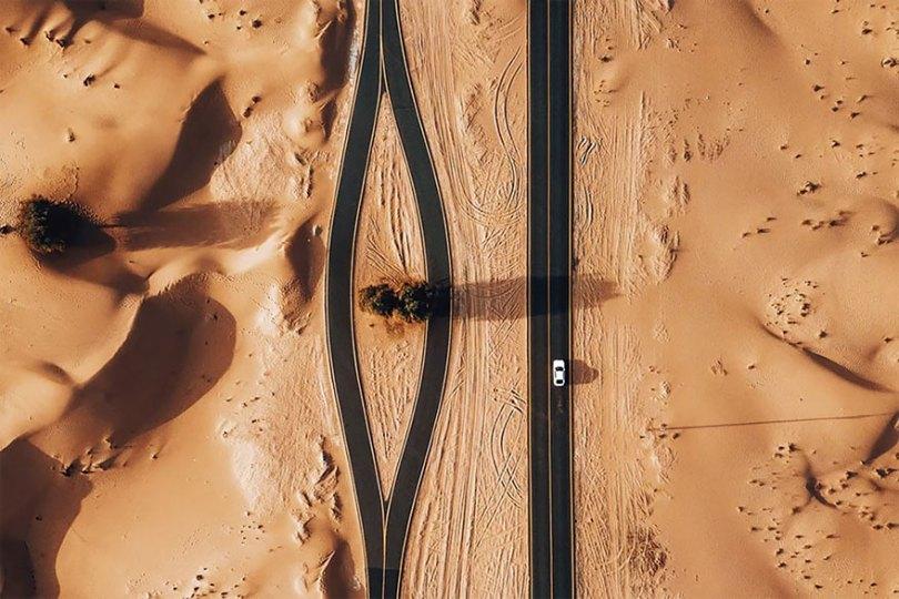 5c3d9ff6e71c5 aerial photography contest 2018 dronestagram 12 5c3c413bd3e00  880 - 50 imagens de tirar o fôlego utilizando Drones