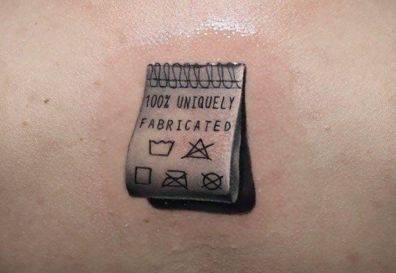 5caef3b85a286 3d tattoo ideas 54 5ca1de9777d16  700 - 56  Tatuagens em 3D que irão bagunçar sua mente