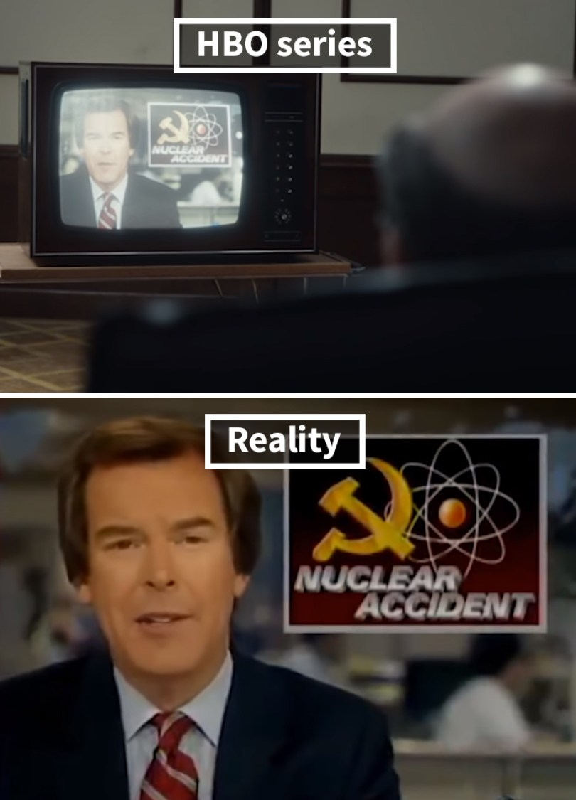 5d073e2dc368d side by side comparison hbo chernobyl with actual footage 7 5d0243390d796  700 - Fotos de Chernobyl da HBO em comparação a fotos reais