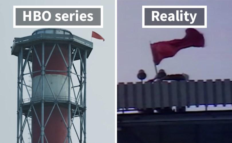 5d073e2eef201 side by side comparison hbo chernobyl with actual footage 1 5d024299b97a3  700 - Fotos de Chernobyl da HBO em comparação a fotos reais