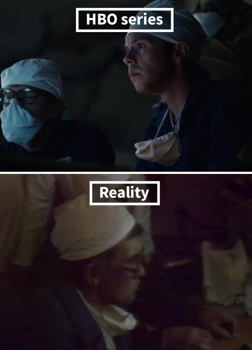 5d073e2f29693 side by side comparison hbo chernobyl with actual footage 10 5d0243d370e0e  700 - Fotos de Chernobyl da HBO em comparação a fotos reais