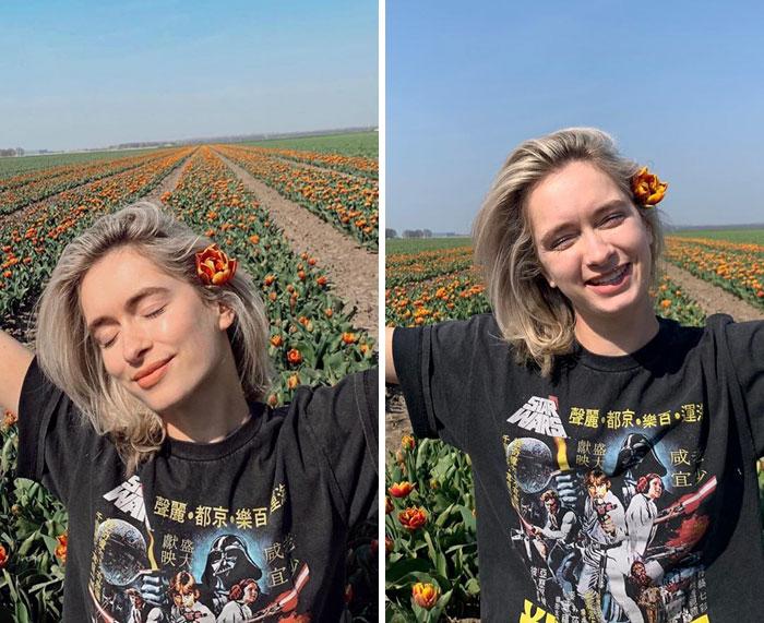 5d3efebc1d08b rianne meijer 10 5d3ae7e0be20c  700 - Blogueira revela que fotos nem sempre são perfeitas