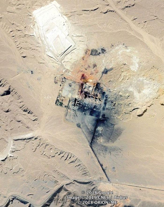 5d5507efea602 google earth map finds 53 5d52838843cf2  700 - 30 coisas mais interessantes que um geólogo encontrou no Google Earth