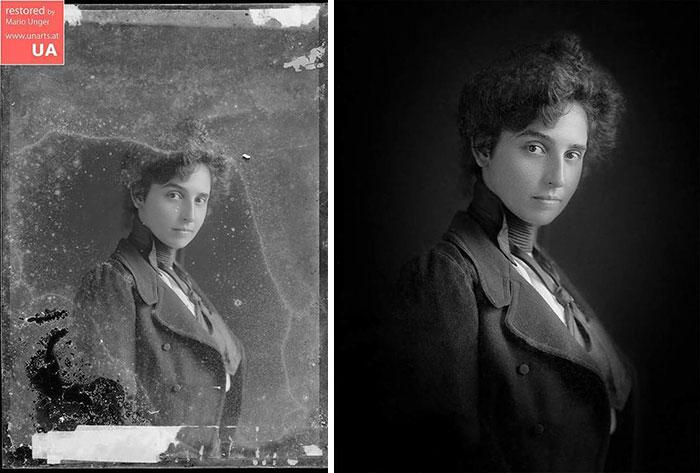 5d66239a72e08 old photo restorations mario unger 5d64d5f2179e6  700 - Projetos gráficos: A arte em colorir vídeos e fotos em preto e branco