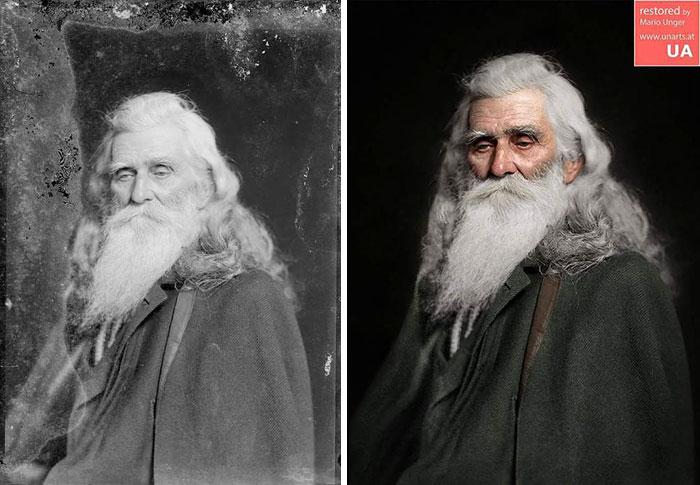 5d66239ab7106 old photo restorations mario unger 5d64d666d2288  700 - Projetos gráficos: A arte em colorir vídeos e fotos em preto e branco