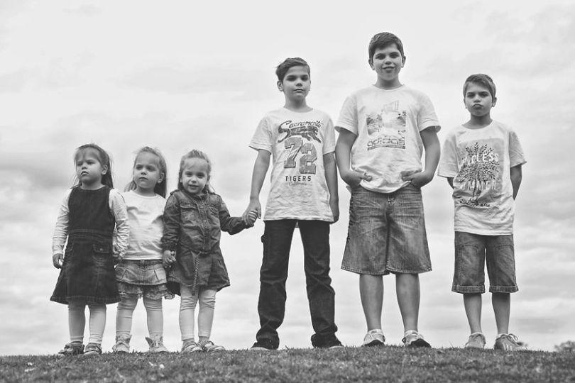 5d68d21391231 43 months bonython alls 5d551115d72ba  880 - Mãe de gêmeos e depois trigêmeos documenta sua família em fotos adoráveis