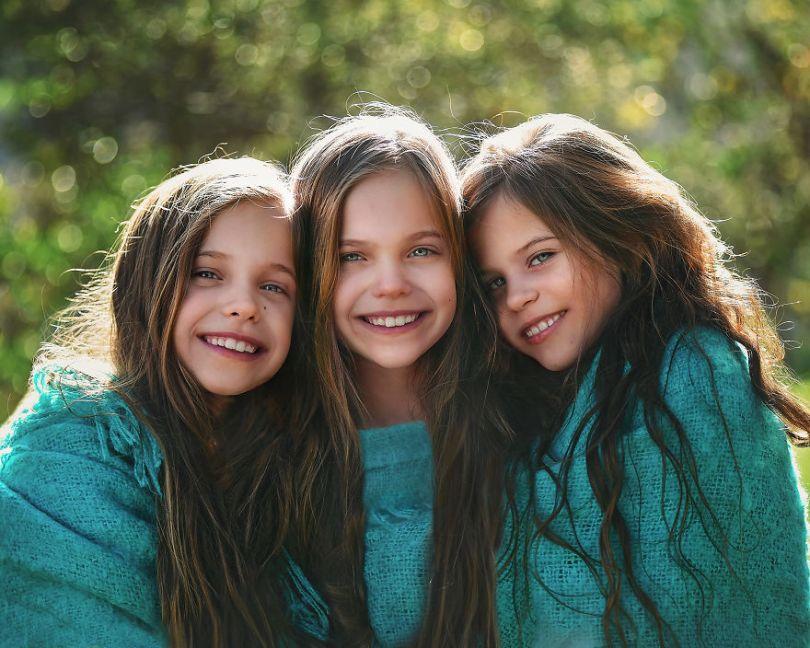 5d68d21847987 I had a Singleton then twins then triplets 5d65c52a2298c  880 - Mãe de gêmeos e depois trigêmeos documenta sua família em fotos adoráveis