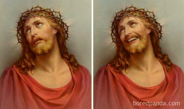5d7602ee7c358 famous paintings portraits faceapp 48 5d72456e772ee  700 - Com um sorriso é sempre melhor