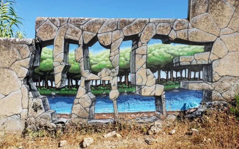 amazing transparent graffiti vile 4 - Português faz as paredes parecerem transparentes usando nada além de tinta Spray