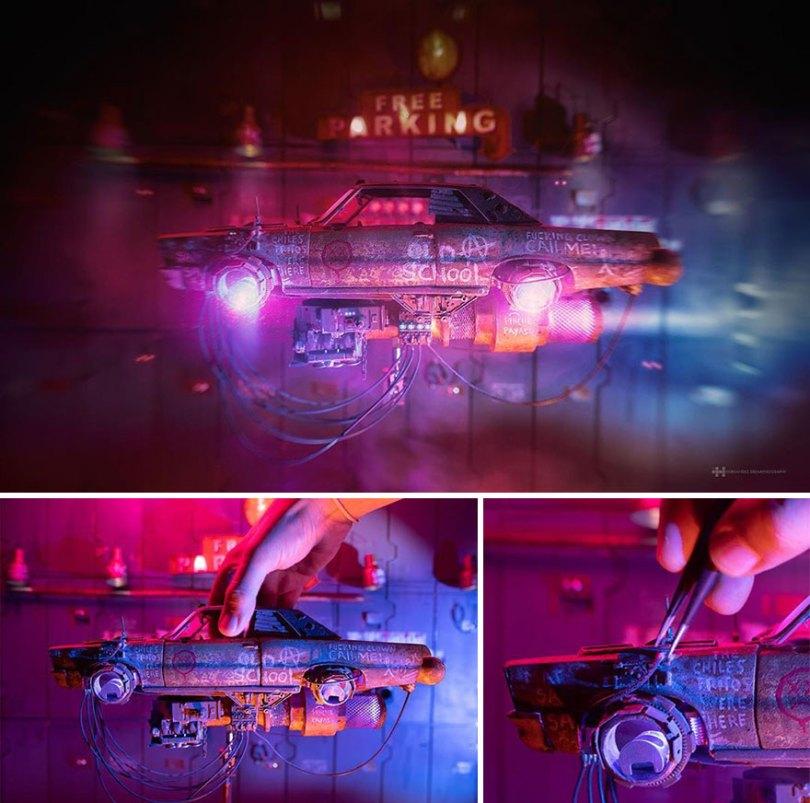 5d96fd6e2617c I use Crafts and Photography to Create my own Worlds 5d95b94b2b9b9  880 - Ele Voltou! Agora com 40 fotos em miniaturas com ajuda de efeitos especiais